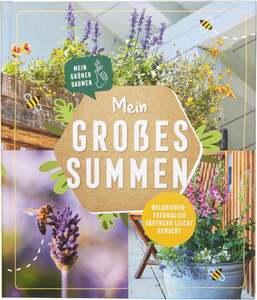 IDEENWELT Gartenbuch Mein großes Summen