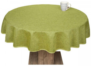 Tischdecke Burner grün Ø 140 cm