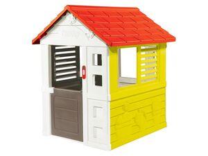 SMOBY Lovely Haus, mit 2 Fenstern und Türklingel