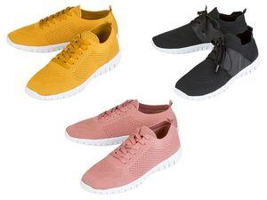 ESMARA® Sneaker Damen, aus atmungsaktivem Strick