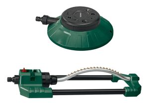 PARKSIDE® Rasenberegner / 9 in 1 Multifunktionssprinkler