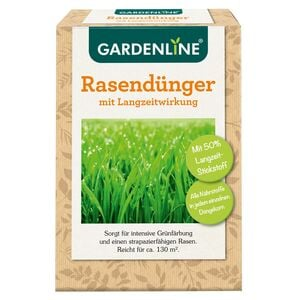 GARDENLINE®  Rasendünger 3 kg