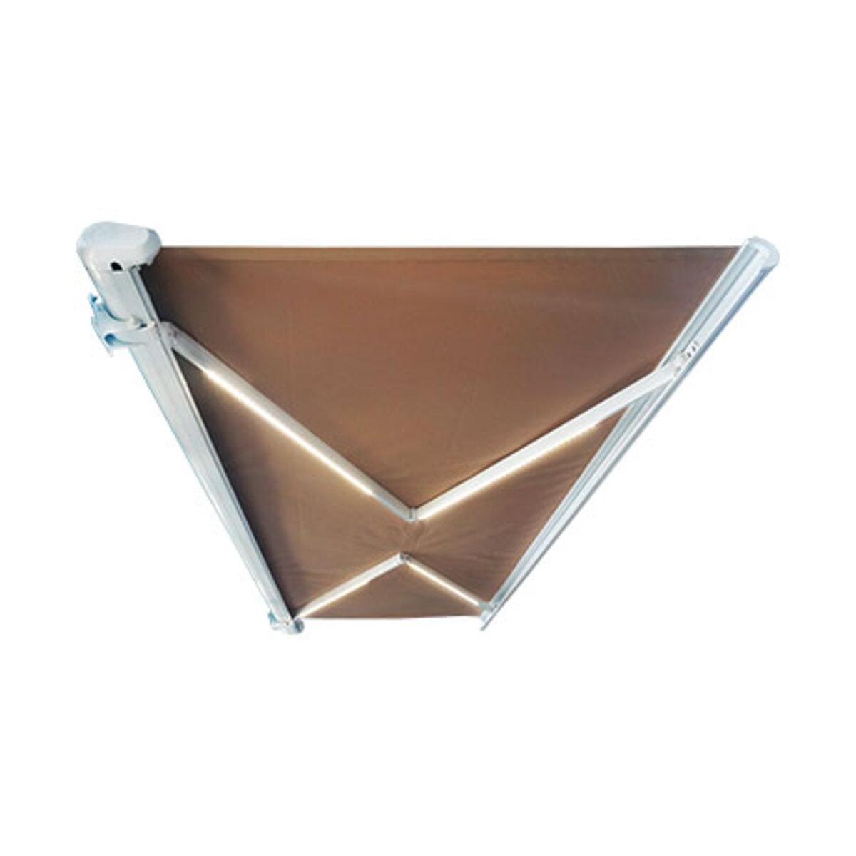 Bild 5 von LED-Vollkassettenmarkise 350x250 cm, sandfarben1