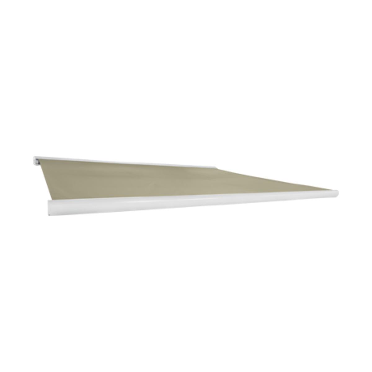 Bild 5 von LED-Vollkassettenmarkise 400x300 cm, sandfarben1