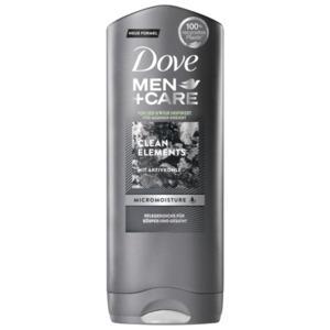 Dove Men+Care Pflegedusche Clean Elements mit Aktivkohle 250ml