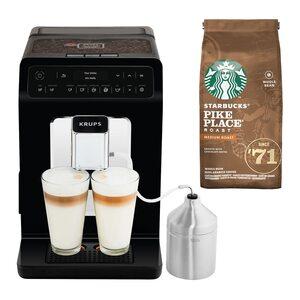 Krups EA 8918 Evidence Kaffeevollautomat STARBUCKS Bundle