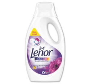 LENOR Colorwaschmittel