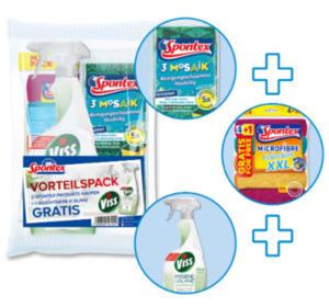 SPONTEX Reinigungsartikel im Vorteilspack