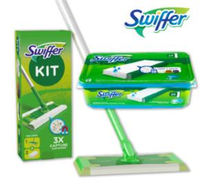 SWIFFER Bodenwischer-Starter-Set oder Feuchte Bodenwischtücher