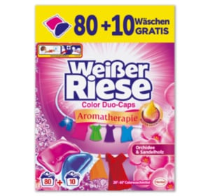 WEISSER RIESE Color Duo-Caps