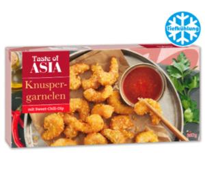 TASTE OF ASIA Knuspergarnelen