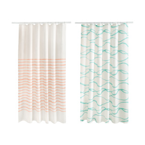 HOME CREATION     Duschvorhang Textil