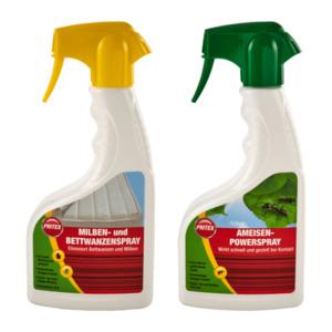 PRITEX     Ameisen-Powerspray / Milben- und Bettwanzenspray
