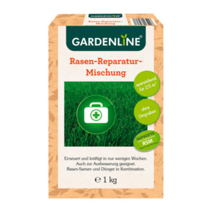 GARDENLINE     Rasen-Reparatur-Mischung