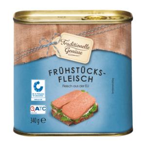 TRADITIONELLE GENÜSSE     Frühstücksfleisch