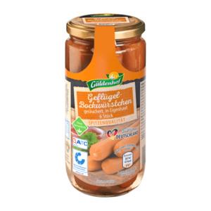 GÜLDENHOF     Geflügel-Bockwürstchen