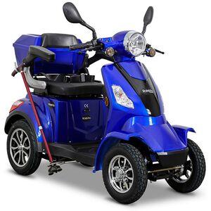 Rolektro E-Quad 25, Blau, 1000 Watt