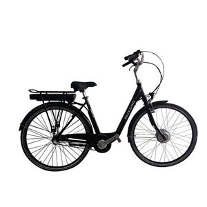 Allegro Elegant City-E-Bike 02 28 Zoll schwarz