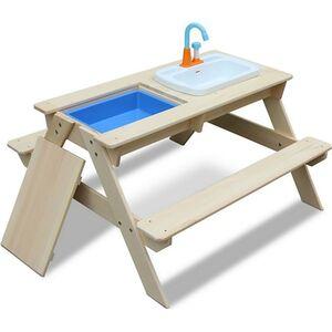 Coemo Kindersitzgruppe und Matschtisch Robin mit Waschbecken
