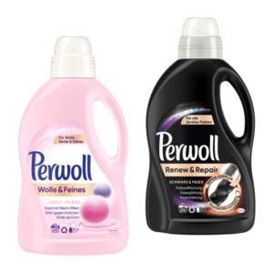 PERWOLL     Flüssigwaschmittel