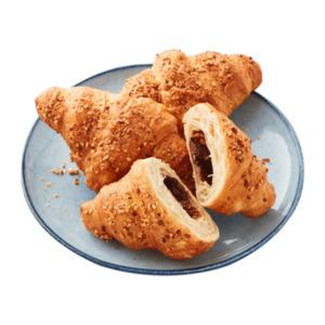 MEIN BESTES     Nuss-Nougat-Croissant