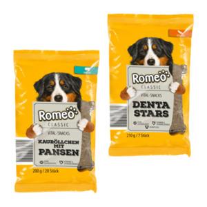 ROMEO     Hundesnacks