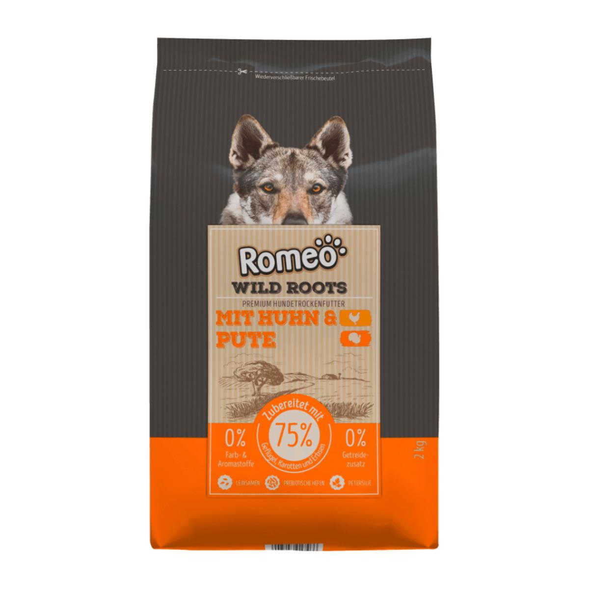 Bild 2 von ROMEO     Premium Wild Roots Hundetrockenfutter