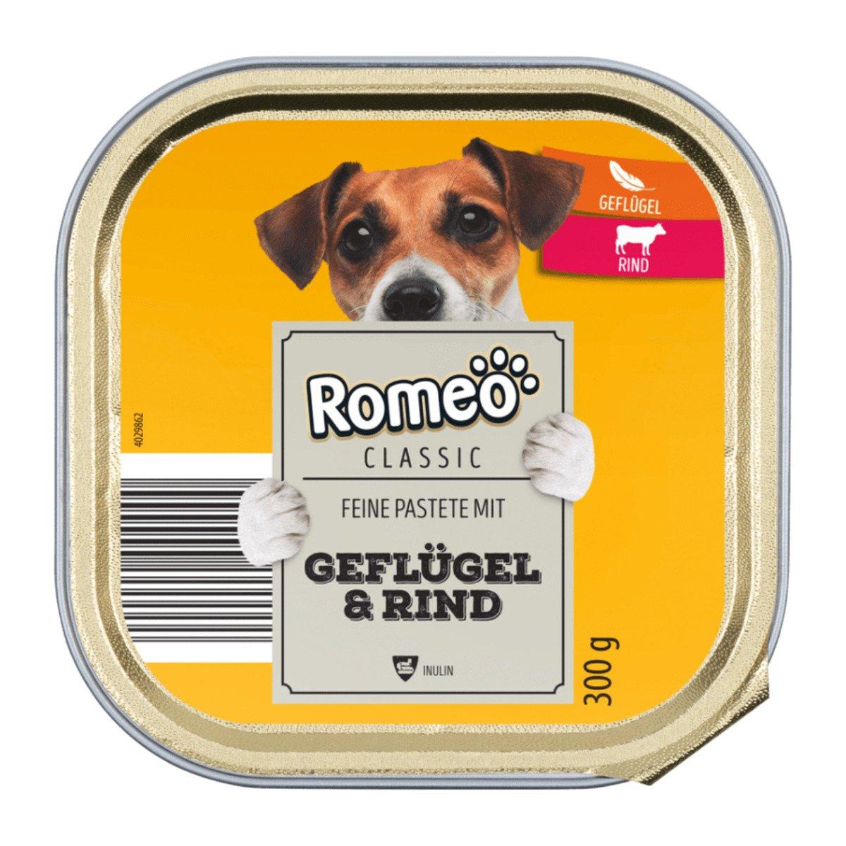 Bild 2 von ROMEO     Hundenahrung