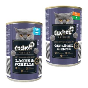 CACHET     Premium Katzennahrung