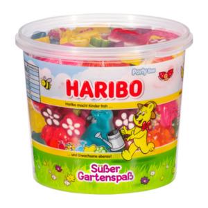 HARIBO     Süßer Gartenspaß