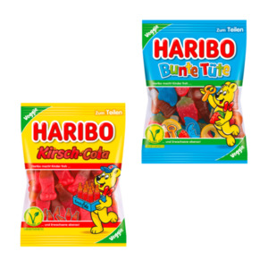 HARIBO     Veggie-Fruchtgummis