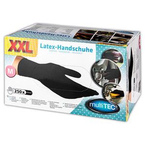Multitec XXL-Latex-Handschuhe 250er