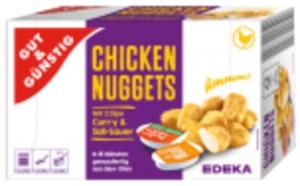 Gut & Günstig Chicken Nuggets