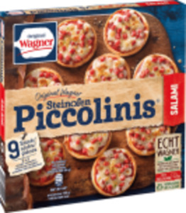 Original Wagner Steinofen-Pizza, Piccolinis oder Pizzies