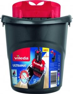 Vileda Eimer für Ultramat ,  mit PowerPress 10 L
