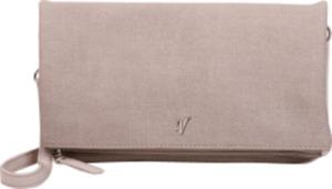 Vleder-Bag Umhängetasche/Clutch TAMARA beige