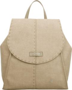 Vleder-Bag Rucksack AMY beige