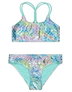 Mädchen Bikini Set aus Bikini Top und Bikini Slip