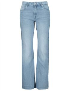 Damen High Waist Straight Fit Jeans