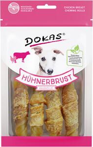 Dokas Hühnerbrust Kaurolle 90G