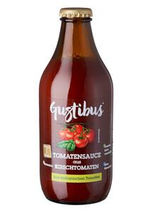 Gustibus Tomatensauce aus Kirschtomaten 330G
