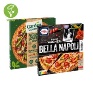 Ernst Wagner Pizza Bella Napoli oder Garden Gourmet Pizza