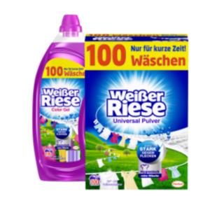 Weißer Riese Waschmittel