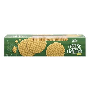 Sun Snacks Cheese Cracker 100 g