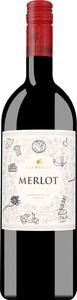 Cipriano Merlot Igp 1 Liter  - Rotwein - Vini Cipriano, Italien, Trocken, 1l