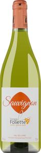 Domaine De La Foliette Sauvignon Val De Loire Igp  - Weisswein, Frankreich, Trocken, 0,75l