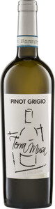 Terra Musa Pinot Grigio Veneto  - Weisswein - Terra Musa Musaragno, Italien, Trocken, 0,75l