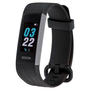 """MEDION LIFE® Fitnesstracker S3900, 2,44 cm (0,95"""") AMOLED Display, Herzfrequenzmesser, Multi-Sport Modi, SpO2-Messung, Staub- und Wasserschutz nach IP68"""