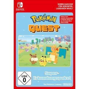 Pokemon Quest Super-Erkundungspaket