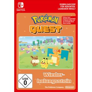 Pokemon Quest Wiederholungsstein